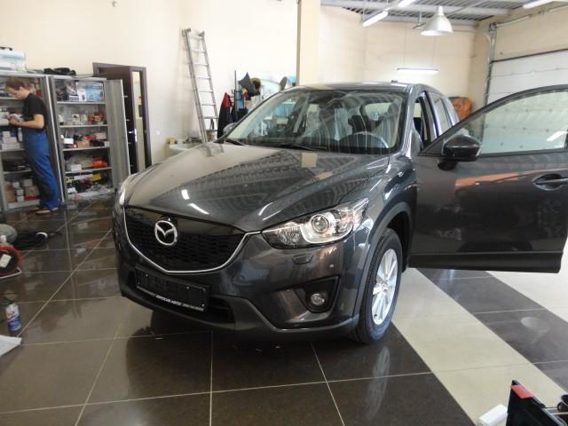 Защита от угона Mazda CX5