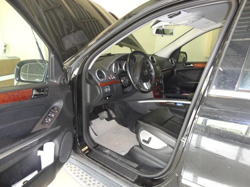 Защита от угона Mercedes Benz GL350
