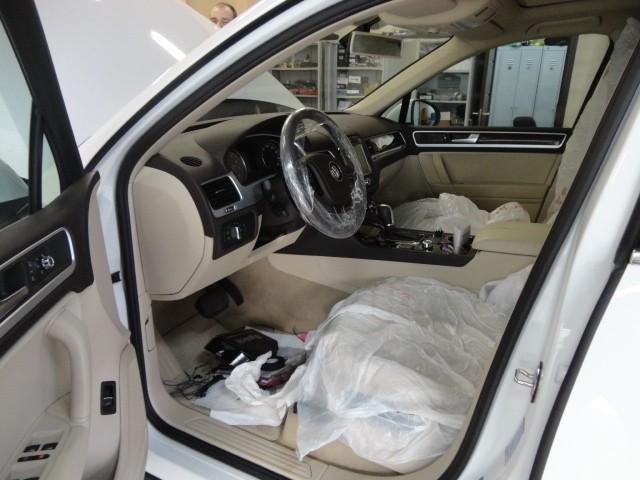 Защита от угона Volkswagen Touareg
