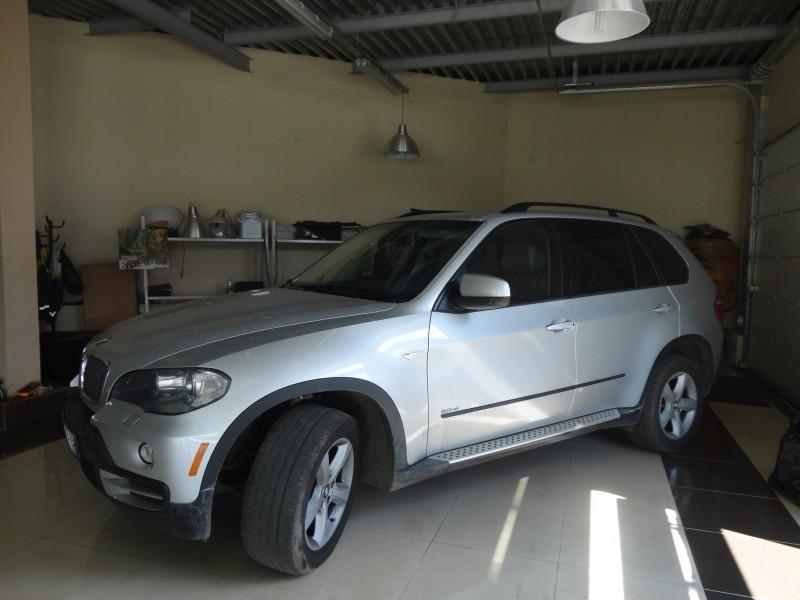 Защита от угона BMW X5